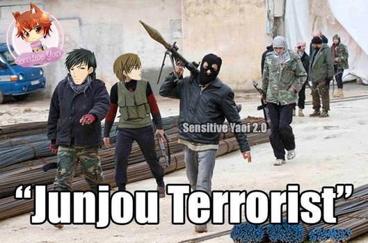 Junjou Terrorist (Wath? Too Much Literal?)