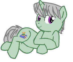 JR: Pony Usagi-san