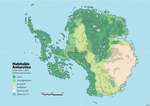 Habitable Antarctica: Pre-colonization land cover