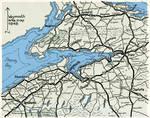 Weymouth 1948 area map (hand-drawn)