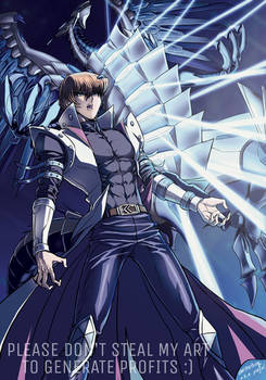Kaiba And BECMD (Colored)