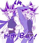 6/4 Happy Birthday! :D