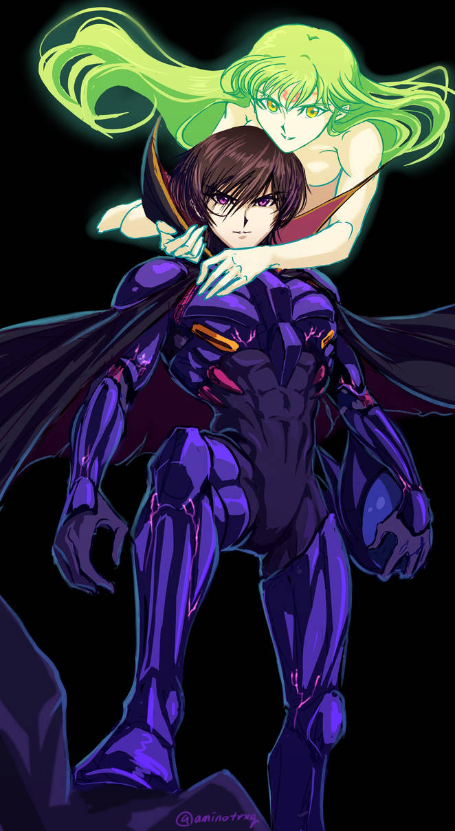 Lelouch in Knightmare of Nunnally