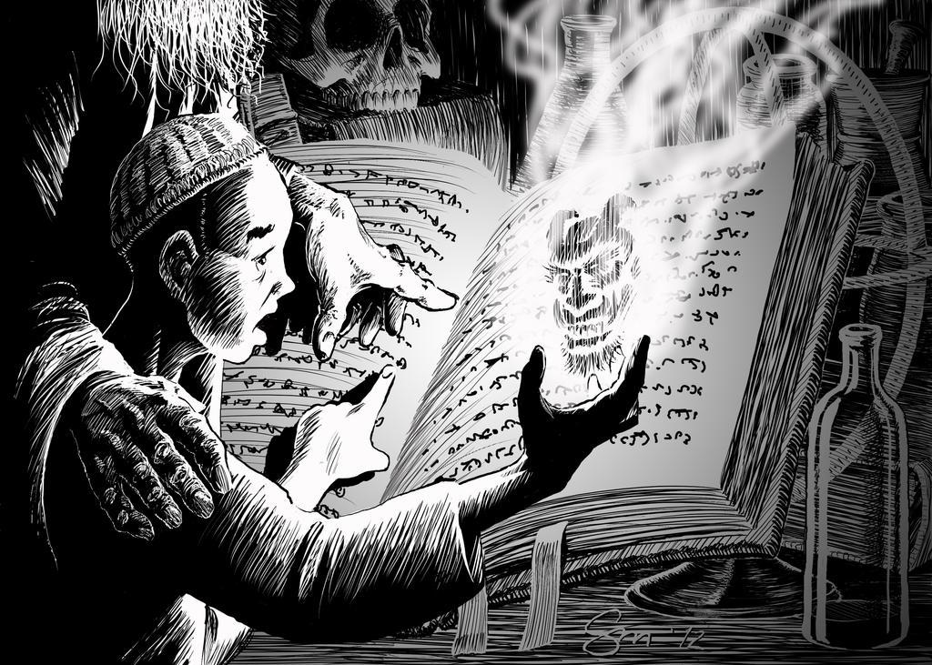 Wizard Apprentice by SamInabinet