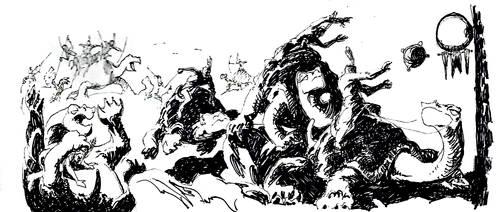 181028 - bazkush on Tsuma by SamInabinet