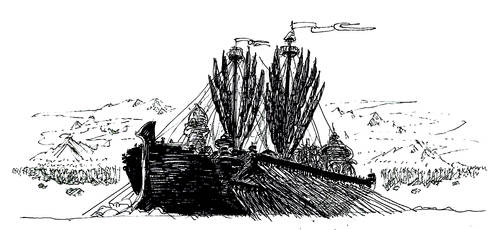 181029 - Black Galley by SamInabinet