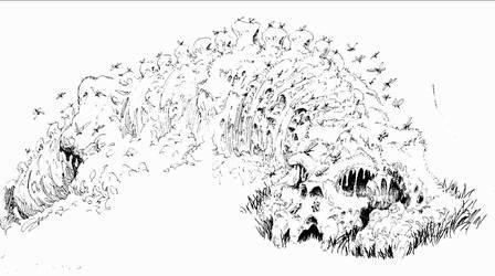 festering carcass by SamInabinet
