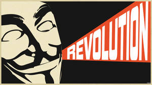 Anonymous Propaganda poster wallpaper by ampix0