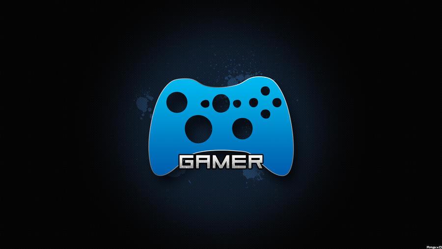 Speedart  Yes I am a Gamer Wallpaper  YouTube