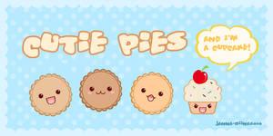 Cutie pies by Loihtuja
