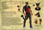 Scorpion -ref.sheet-