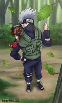 Kakashi of the Leaf