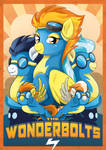 The Wonderbolts by Loihtuja