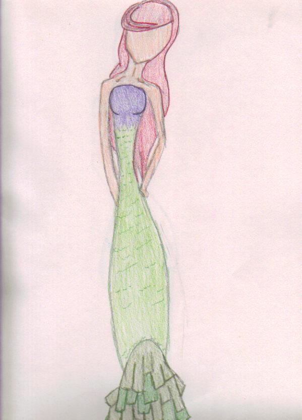 Princess Ariel Dress Up Shoes