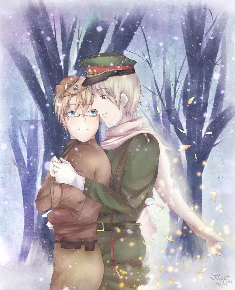 Soviet by clover-kisses