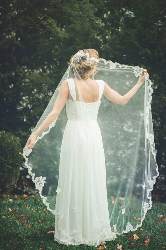 Urban Veils Couture Bridal Lookbook by waiting4cadence
