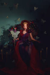 The New Queen of Hearts by waiting4cadence