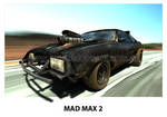 MAD MAX 2 INTERCEPTOR