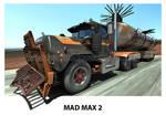 MAD MAX 2 MACK TRUCK