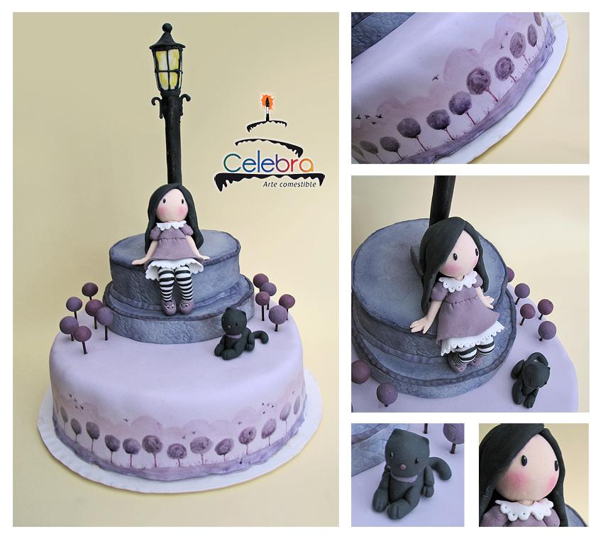 Cake De Santiago Recette