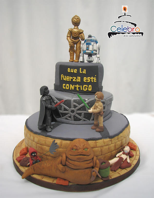 Star Wars Cake Decorations Uk