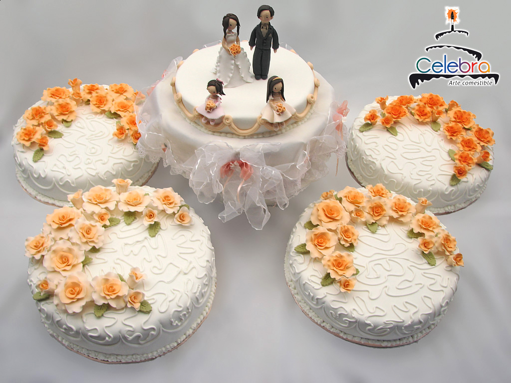 Ugly Wedding Cakes Pictures