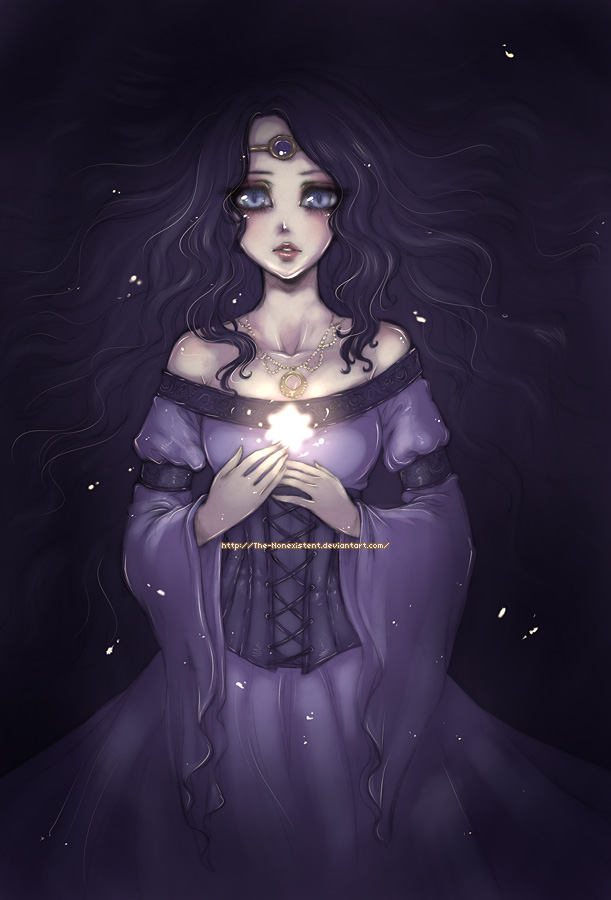 Luciana by The-Nonexistent