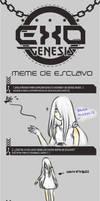 Exo-G: Meme de Esclavitud - Rauna Auseklis