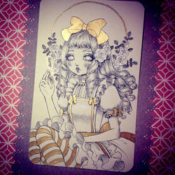 For sale: Alice in Roses by The-Nonexistent