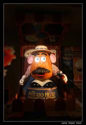Mr. Potato Head by SusurrusKarma