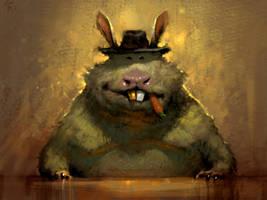 Hamster-Boss