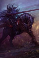 Black Knight by Hamsterfly
