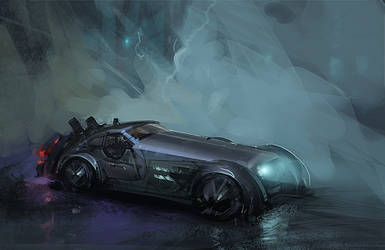 car by Hamsterfly