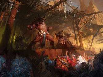 Slavemarket by Hamsterfly