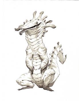 Screwy Lizard