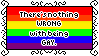 There's Nothing Wrong With Being Gay Stamp by AdaleighFaith