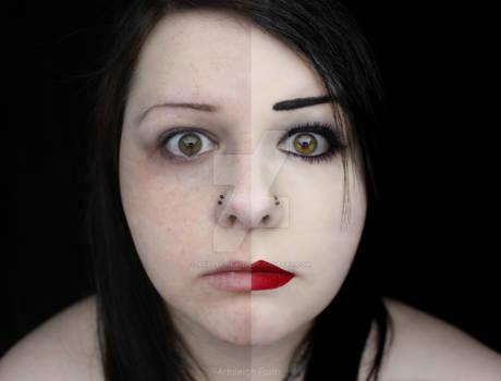 Natural vs Augmented Beauty