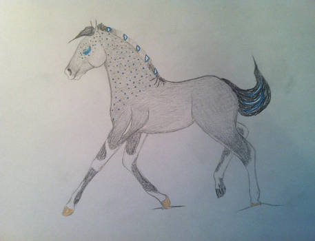 3029 Insurgents Warrior- Foal Image