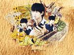 [Wallpaper] TaecYeon (2PM) by YunaPhan