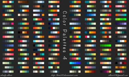 Color Palettes 4