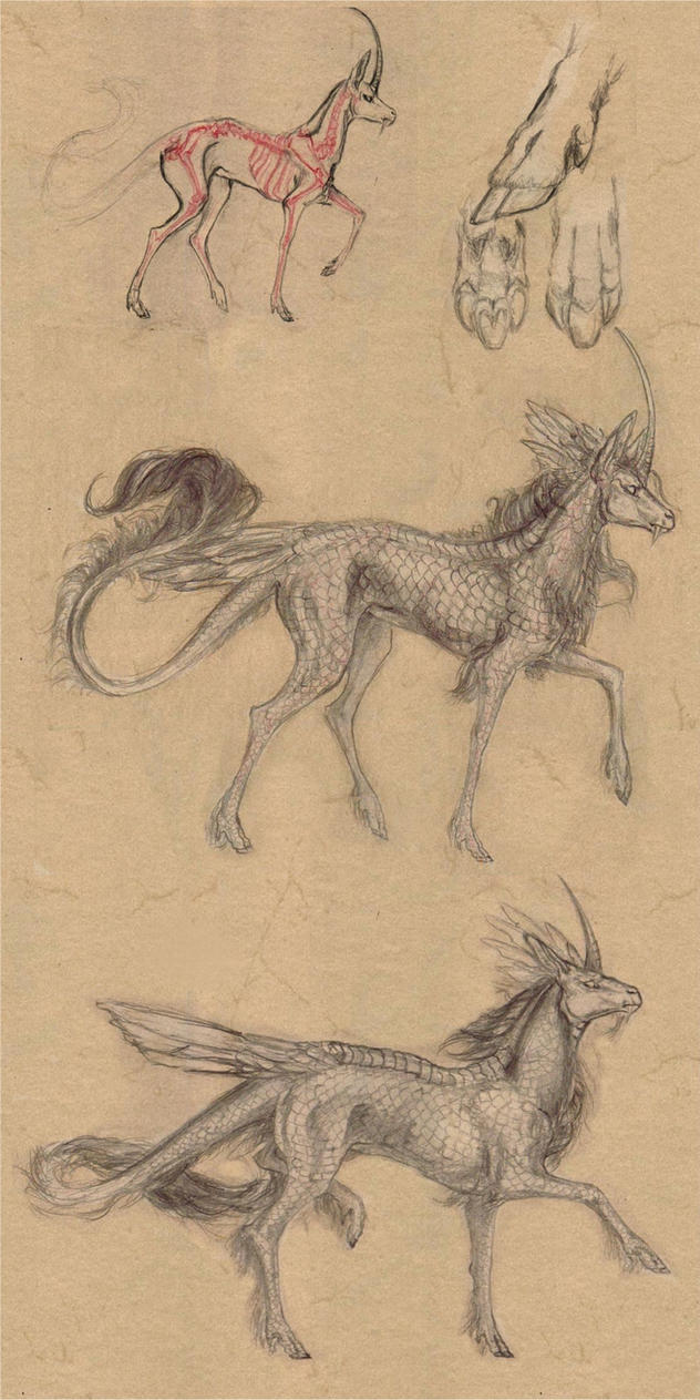 Kirin by Runenwinter