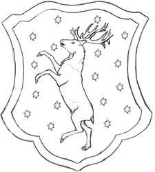 HirschWappen by Runenwinter