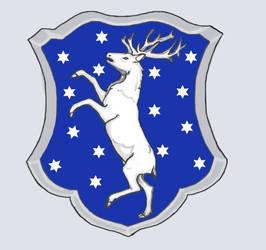Hirsch Wappen by Runenwinter