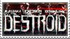 Destroid Stamp by OfficialRyse