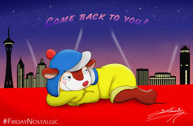 Come back to you!