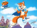 Super Lucky's Tale - 1st Anniversary (FANART)