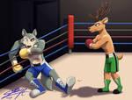 [COMM] Beastars Boxing Match!