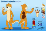 Reference sheet - Luther Lutharie