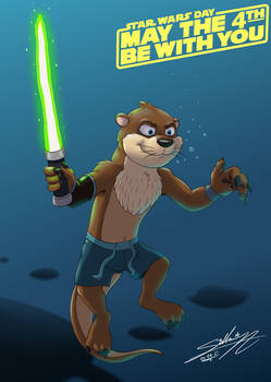 May the Fur be with you!
