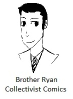 Brother Ryan Stamp by CollectivistComics